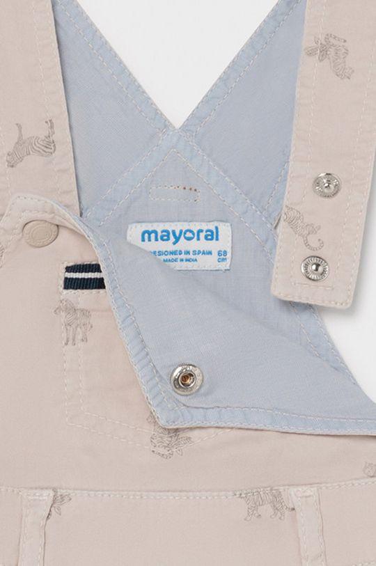 Mayoral - Detské nohavice na traky  Podšívka: 100% Bavlna Základná látka: 98% Bavlna, 2% Elastan