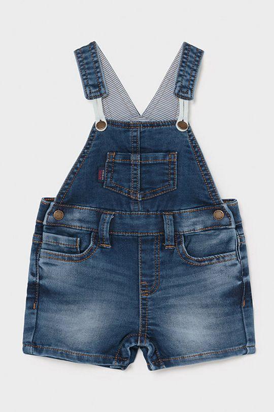 Mayoral - Detské nohavice na traky  Podšívka: 100% Bavlna Základná látka: 83% Bavlna, 1% Elastan, 16% Polyester