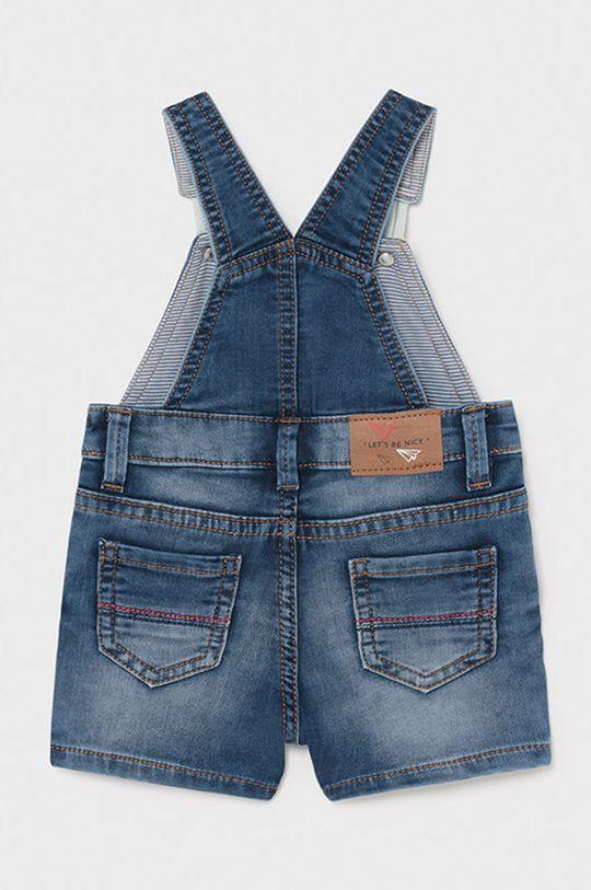 červenofialový Mayoral - Detské nohavice na traky
