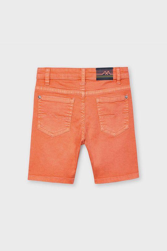 koralová Mayoral - Detské krátke nohavice