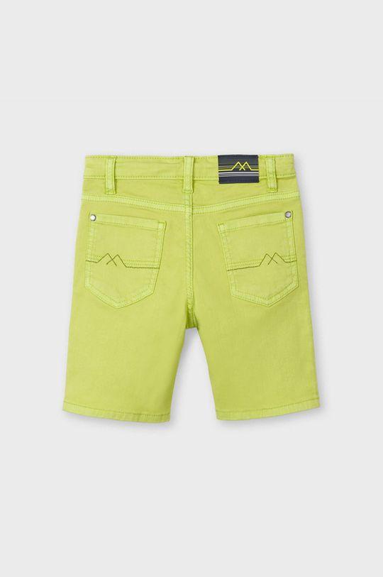 żółto - zielony Mayoral - Szorty dziecięce