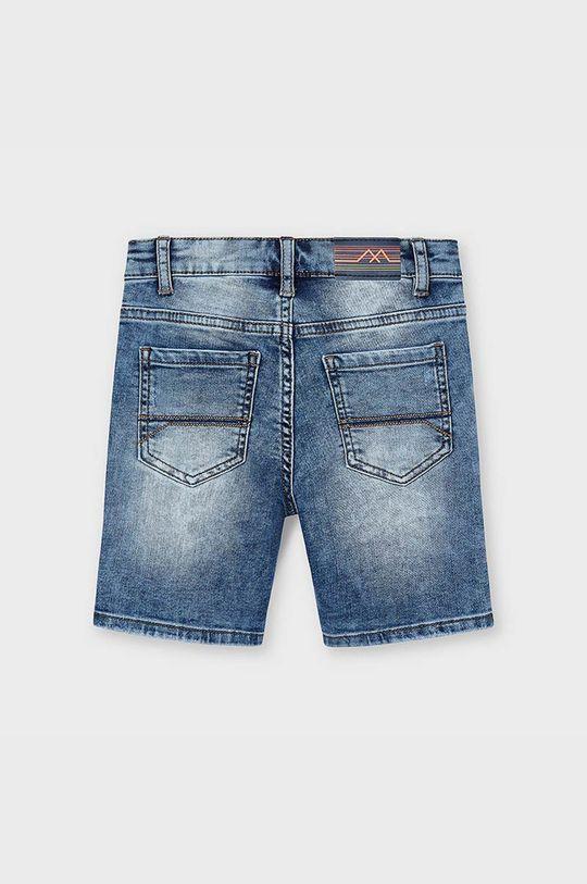 Mayoral - Detské rifľové krátke nohavice  76% Bavlna, 2% Elastan, 22% Polyester