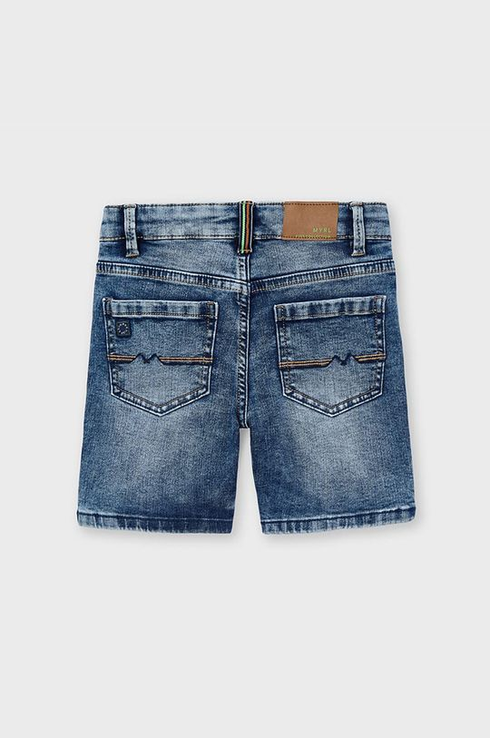 Mayoral - Detské krátke nohavice  91% Bavlna, 2% Elastan, 7% Polyester