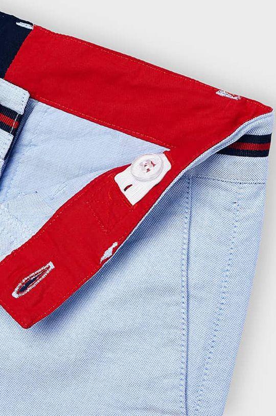 bledomodrá Mayoral - Detské krátke nohavice