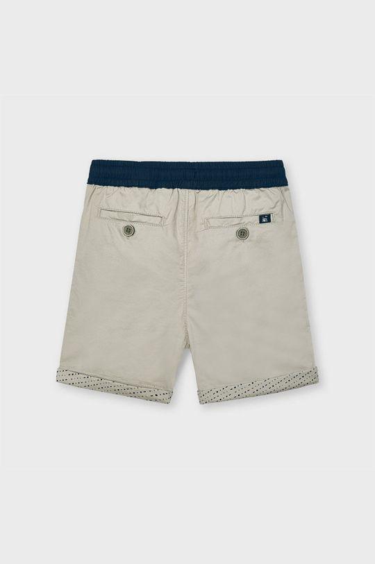 Mayoral - Detské krátke nohavice piesková