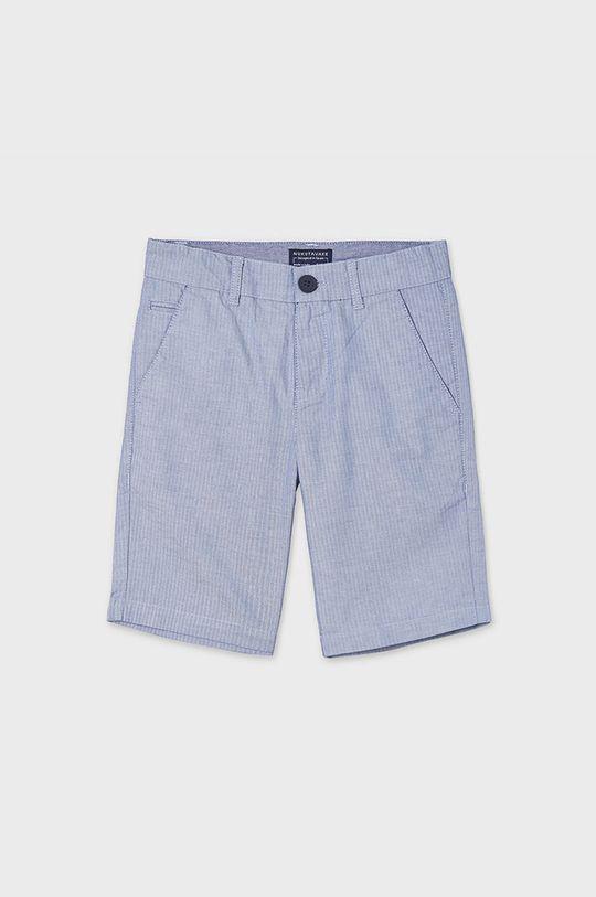 Mayoral - Detské krátke nohavice modrá