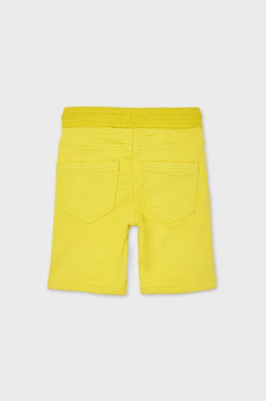 Mayoral - Detské krátke nohavice  93% Bavlna, 2% Elastan, 5% Polyester