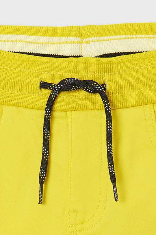 žltá Mayoral - Detské krátke nohavice