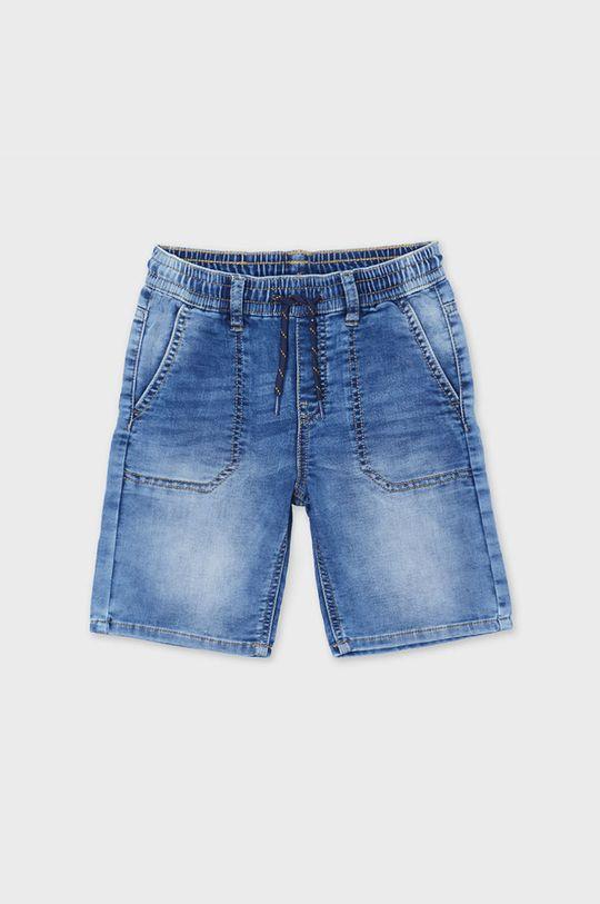 Mayoral - Pantaloni scurti copii albastru