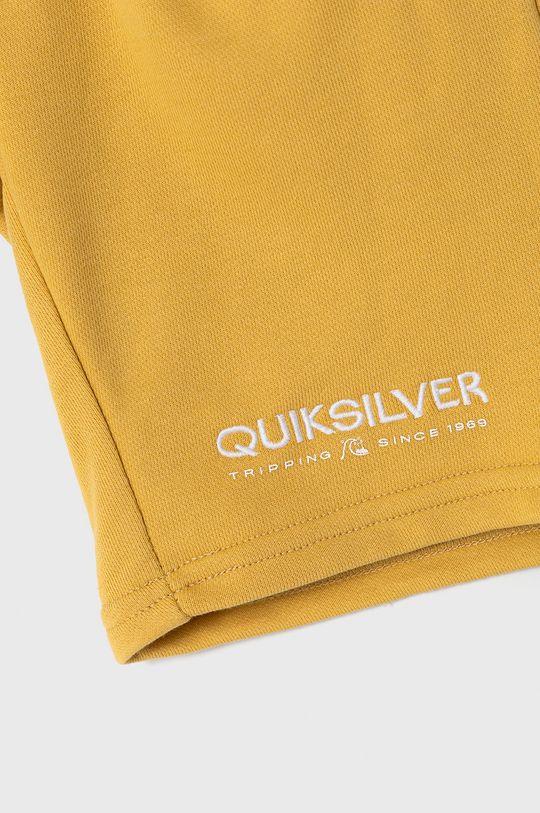 Quiksilver - Szorty dziecięce 128-172 cm 60 % Bawełna, 40 % Poliester