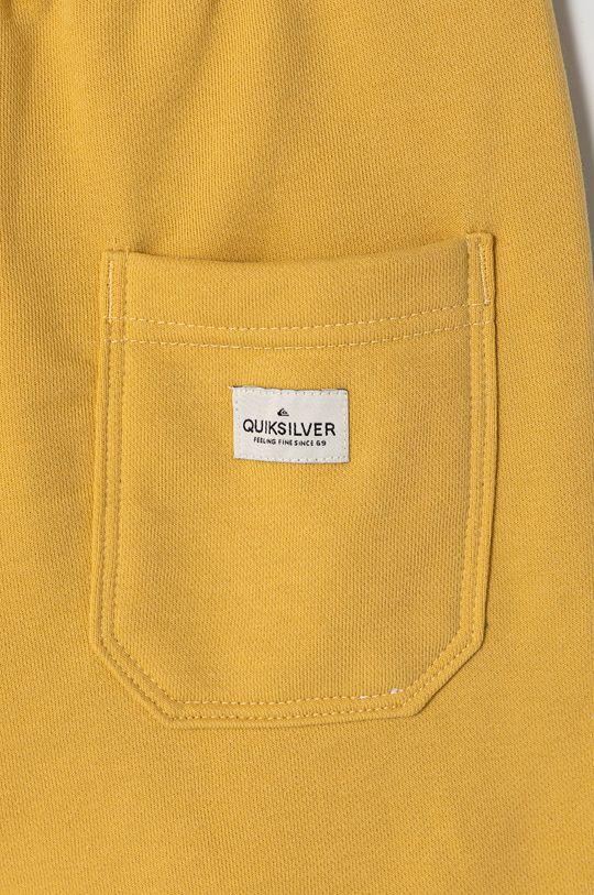 żółty Quiksilver - Szorty dziecięce 128-172 cm