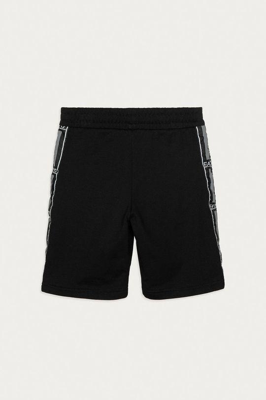 EA7 Emporio Armani - Detské krátke nohavice 116 cm  Základná látka: 100% Bavlna Úprava : 100% Polyester