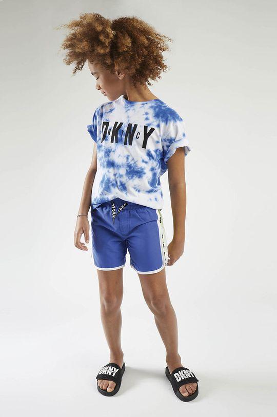 albastru Dkny - Pantaloni scurti copii De băieți