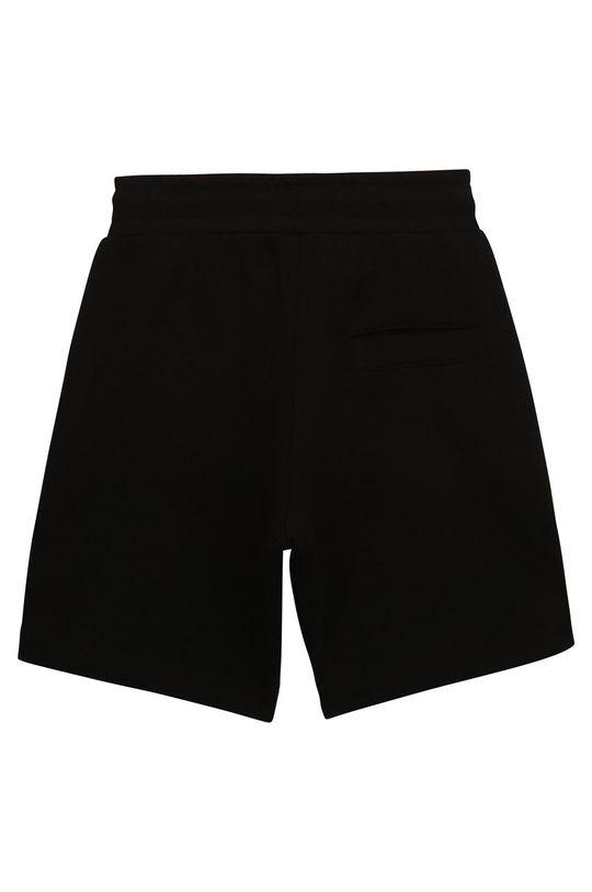 Karl Lagerfeld - Detské krátke nohavice čierna