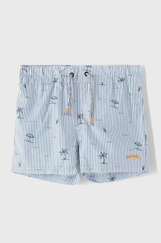 bílá Name it - Dětské plavkové šortky 110-152 cm Chlapecký