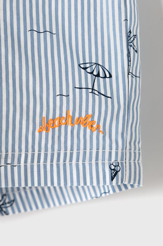 Name it - Dětské plavkové šortky 110-152 cm  100% Organická bavlna