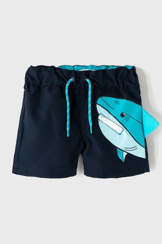námořnická modř Name it - Dětské plavkové šortky 80-110 cm Chlapecký