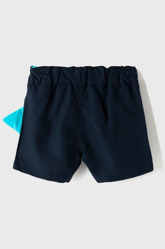 Name it - Dětské plavkové šortky 80-110 cm námořnická modř