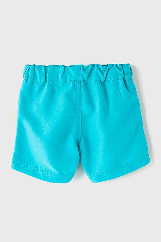 Name it - Dětské plavkové šortky 80-110 cm tyrkysová