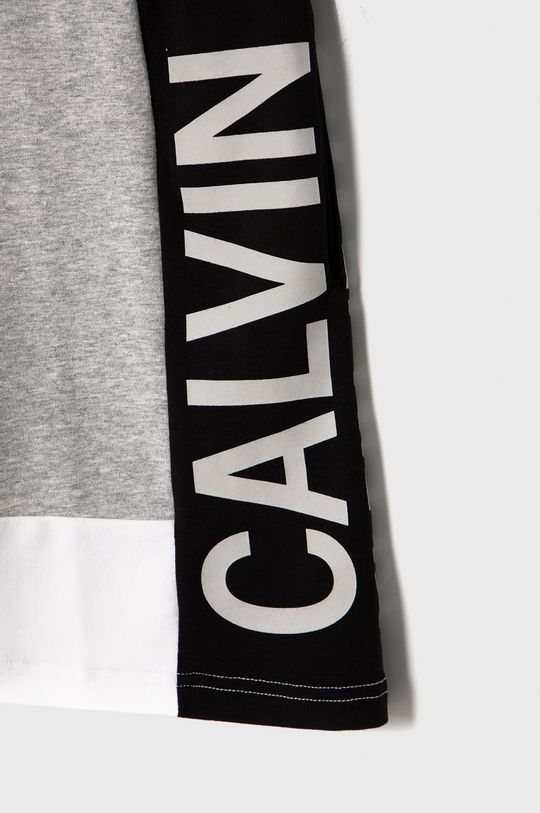 Calvin Klein Jeans - Dětské kraťasy 116-176 cm.  64% Bavlna, 4% Elastan, 32% Modal