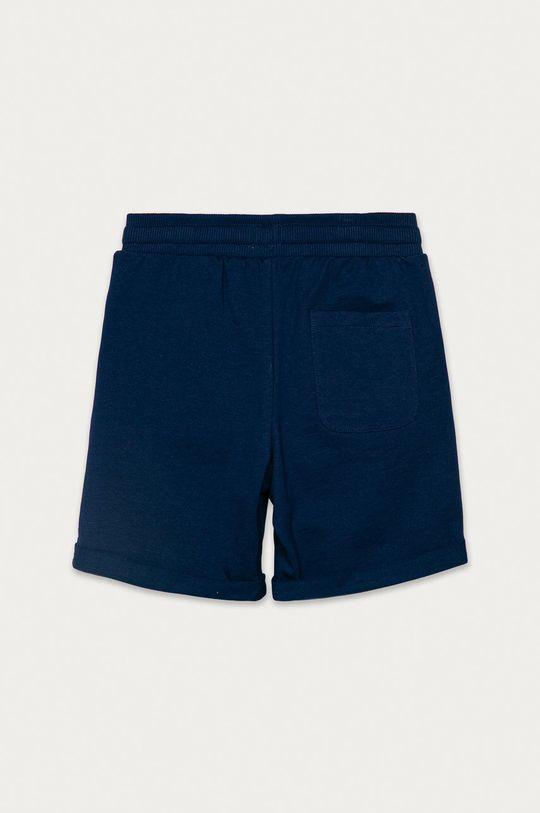 Pepe Jeans - Detské krátke nohavice Charlie 128-178 cm tmavomodrá