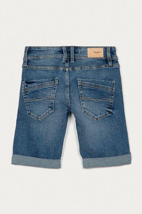 Pepe Jeans - Dětské riflové kraťasy Becket 128-180 cm modrá