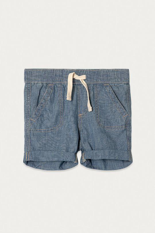 jasny niebieski GAP - Szorty dziecięce 50-86 cm Chłopięcy