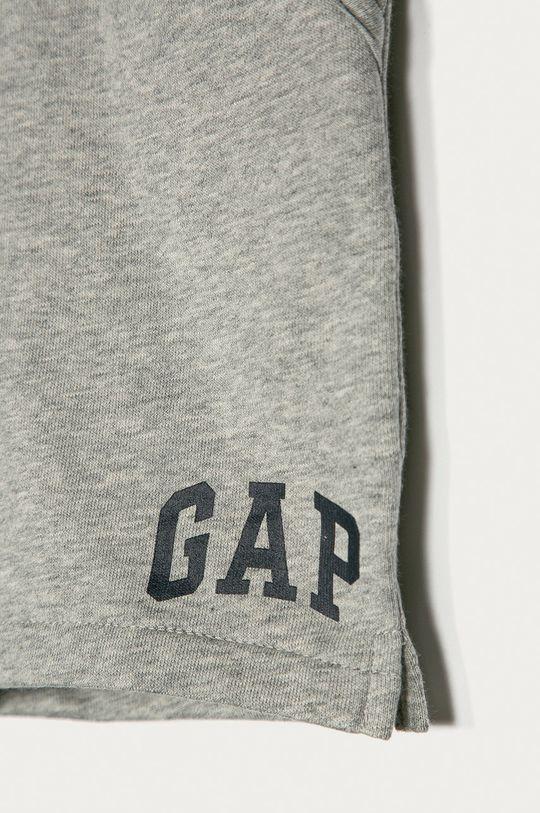 GAP - Detské krátke nohavice 74-110 cm svetlosivá