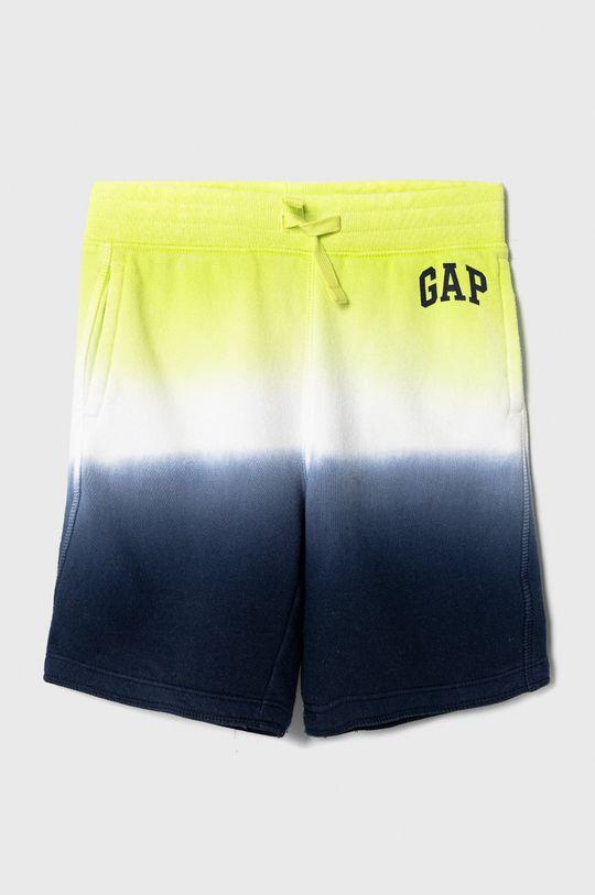 żółty GAP - Szorty dziecięce 74-110 cm Chłopięcy