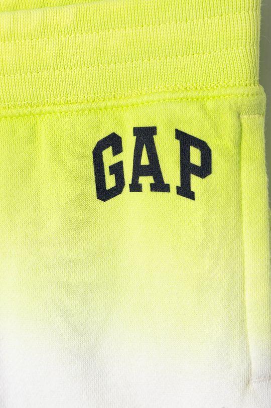 GAP - Szorty dziecięce 74-110 cm Materiał zasadniczy: 77 % Bawełna, 14 % Poliester, 9 % Poliester z recyklingu