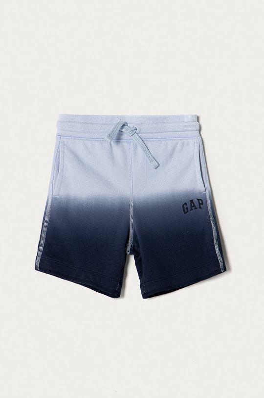 světle modrá GAP - Dětské kraťasy 104-176 cm Chlapecký