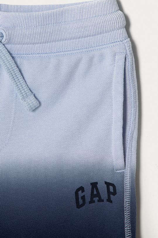 GAP - Dětské kraťasy 104-176 cm světle modrá