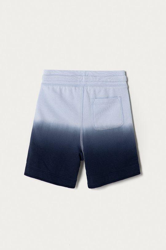 GAP - Dětské kraťasy 104-176 cm  77% Bavlna, 14% Polyester, 9% Recyklovaný polyester