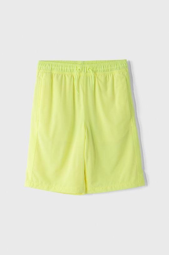 svetložltá GAP - Detské krátke nohavice 128-188 cm Chlapčenský