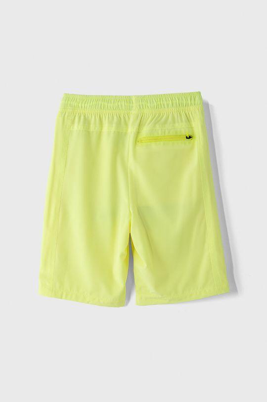 GAP - Detské krátke nohavice 128-188 cm svetložltá