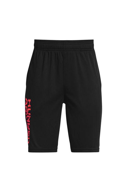 čierna Under Armour - Detské krátke nohavice Chlapčenský