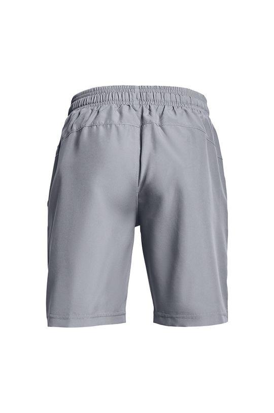 Under Armour - Detské krátke nohavice sivá