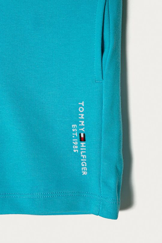 Tommy Hilfiger - Pantaloni scurti copii 86-176 cm albastru