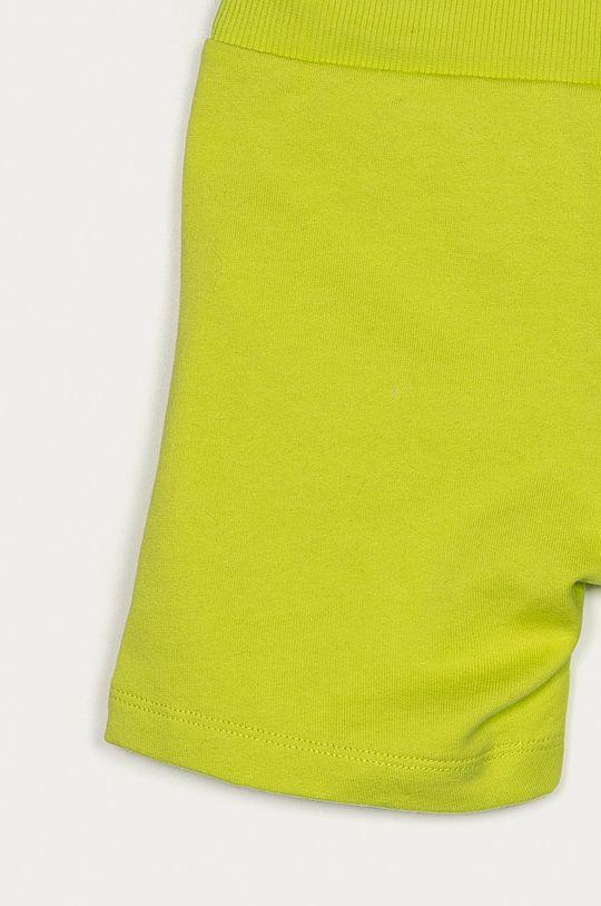 Tommy Hilfiger - Pantaloni scurti copii 86-176 cm  Materialul de baza: 100% Bumbac Banda elastica: 98% Bumbac, 2% Elastan