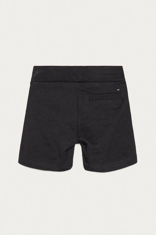 Tommy Hilfiger - Dětské kraťasy 86-176 cm černá