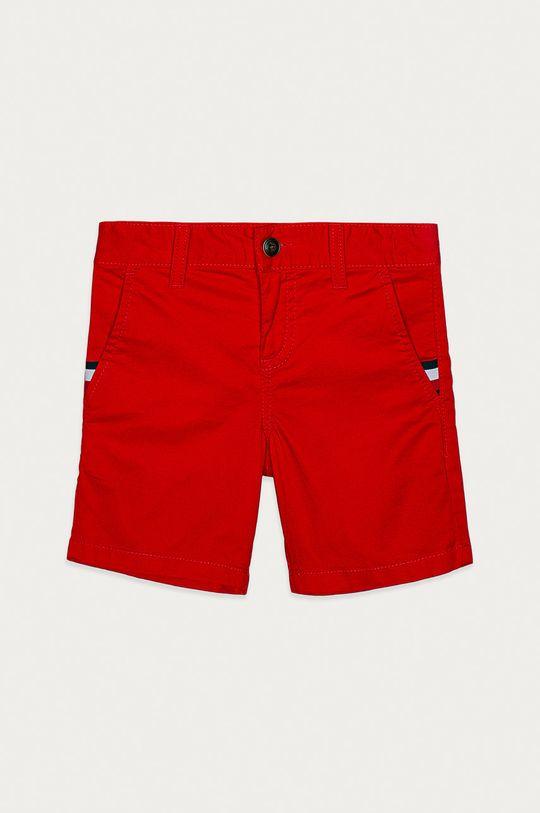 červená Tommy Hilfiger - Detské krátke nohavice 92-176 cm Chlapčenský