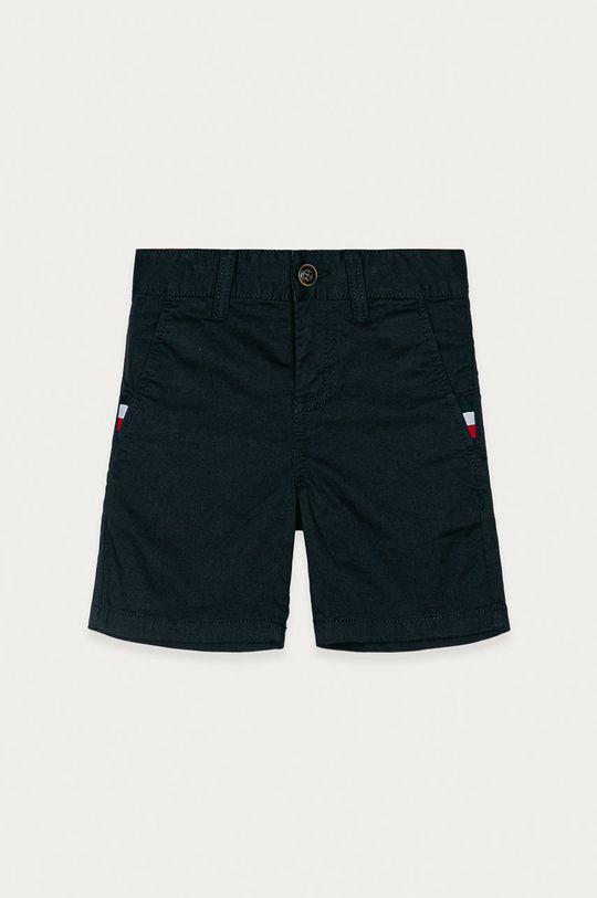 bleumarin Tommy Hilfiger - Pantaloni scurti copii 92-176 cm De băieți