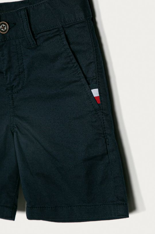 Tommy Hilfiger - Pantaloni scurti copii 92-176 cm bleumarin