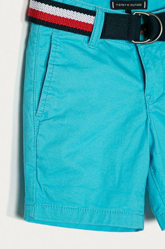 Tommy Hilfiger - Dětské kraťasy 128-176 cm modrá