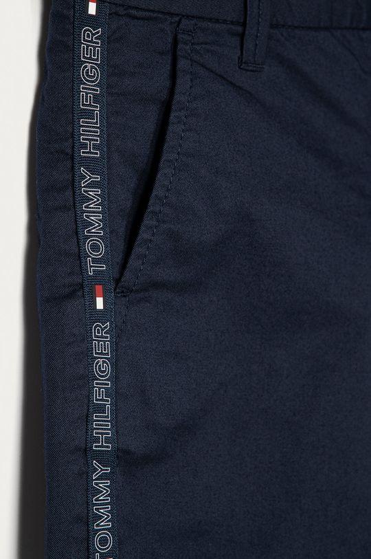 Tommy Hilfiger - Dětské kraťasy 128-176 cm námořnická modř