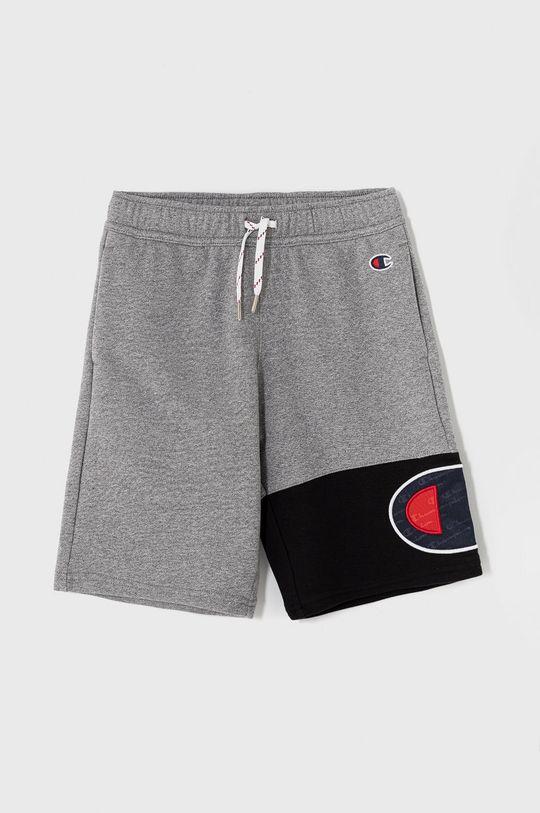 sivá Champion - Detské krátke nohavice 102-179 cm Chlapčenský