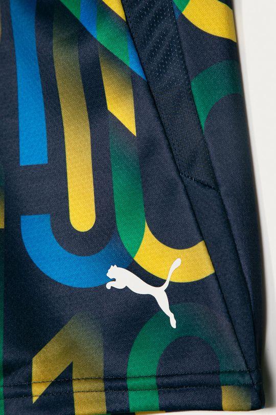 Puma - Dětské kraťasy X Neymar 116-176 cm námořnická modř