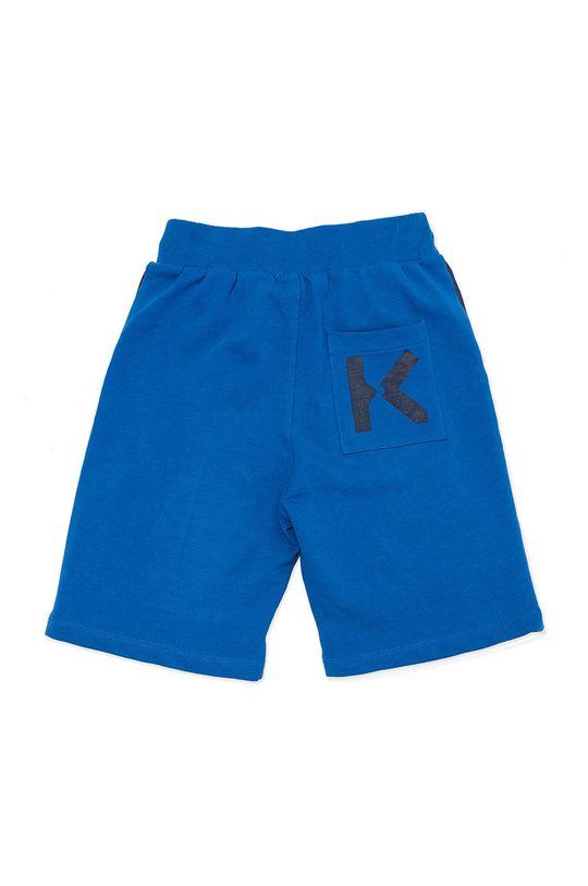 KENZO KIDS - Szorty dziecięce 128-152 cm niebieski