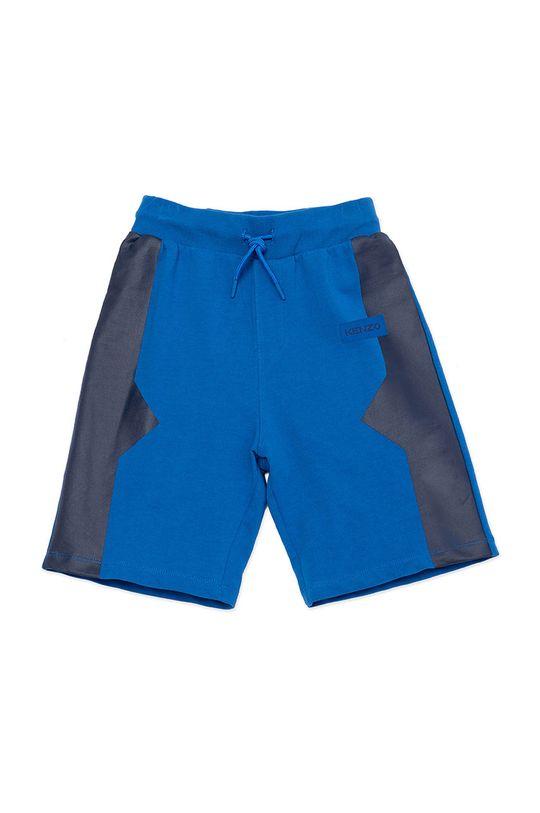 albastru KENZO KIDS - Pantaloni scurti copii 164 cm De băieți