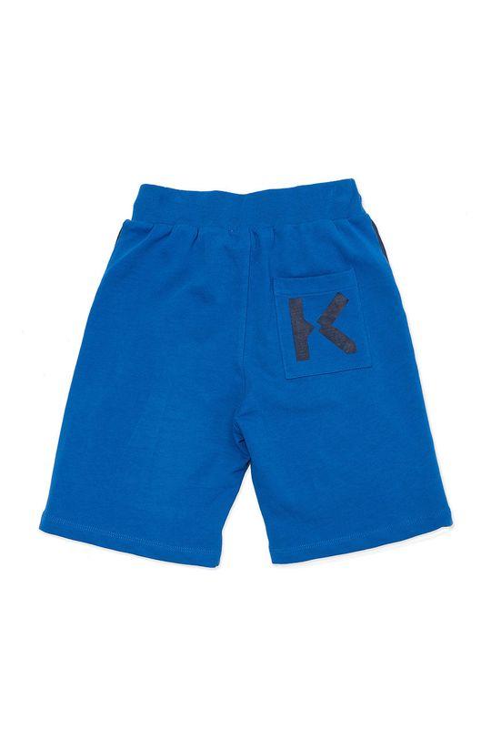 KENZO KIDS - Pantaloni scurti copii 164 cm albastru